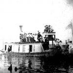 Alert tugboat on Santa Fe Cana