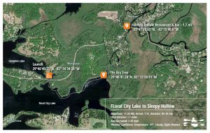 Floral City Lake to Sleepy Hollow