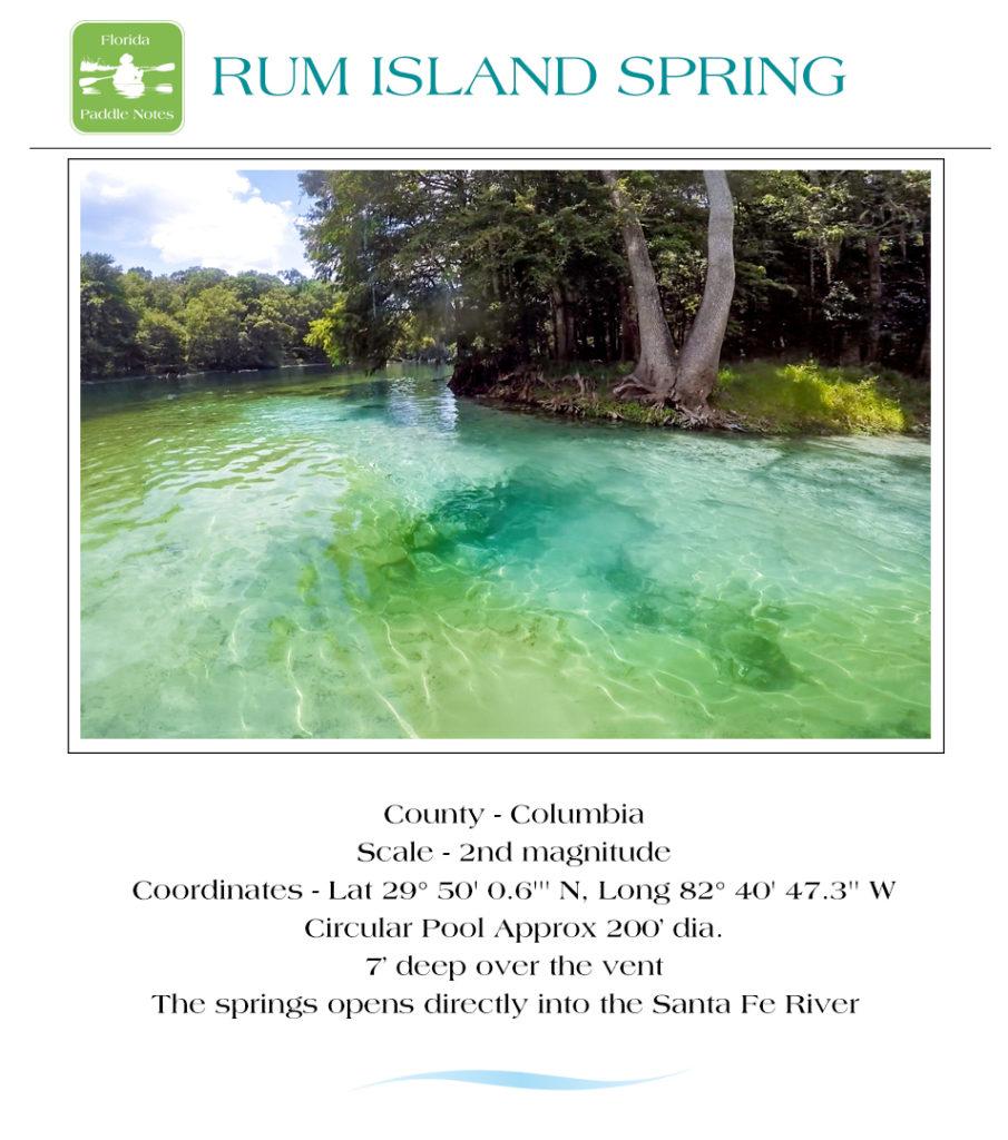 Rum Island Spring
