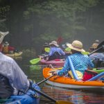 Paddling Into the Mystic