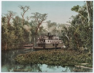 Metamora Steamboat - Ocklawaha River