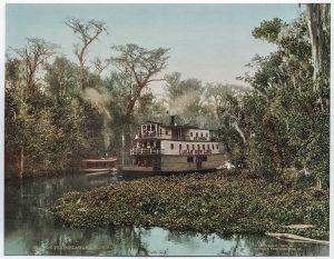 Metamora Steamboat - Ocklawaha River