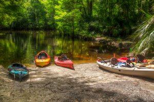 Gores Landing - Ocklawaha River