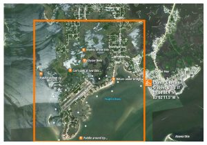Lagoons around Cedar Key - Paddlemap