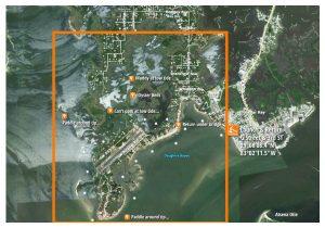 Lagoons around Cedar Key - Paddlemap