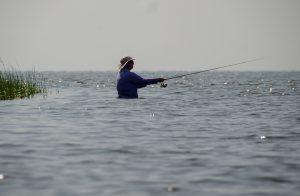 Fishing off Atsena Otie