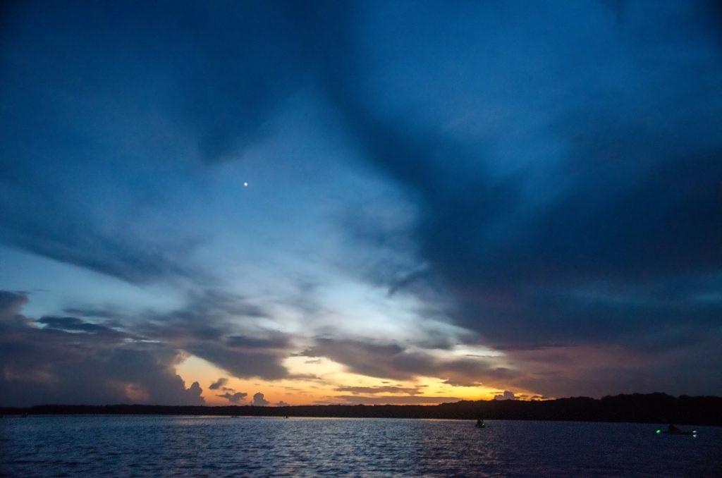 Venus in Western Sky