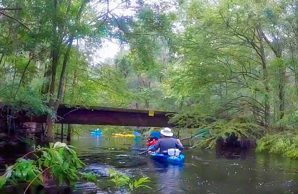 Trail Crossing in 2017