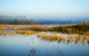 Smokehouse Prairie in the Morning