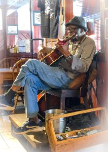 The legendary Willie Green