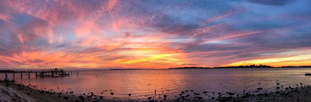 Cedar Keys Sunset