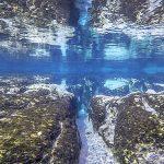 Underwater trail to Center Vent