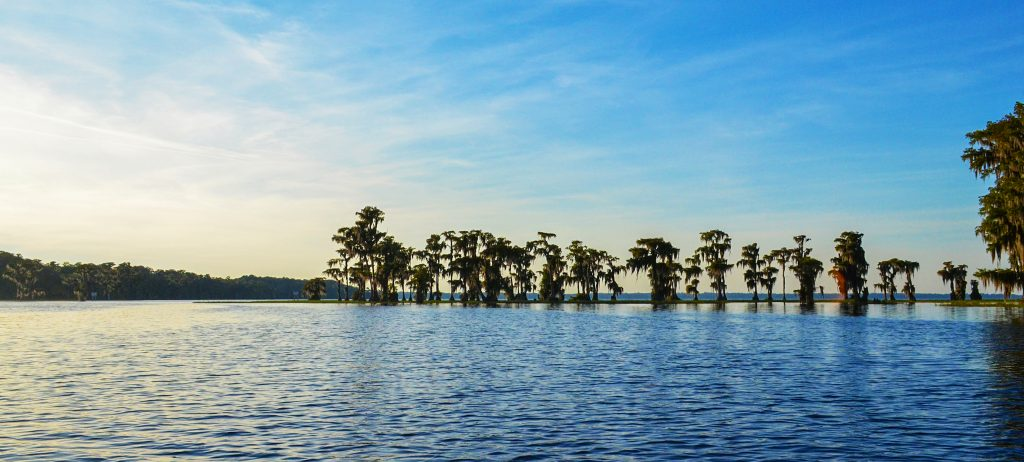 Santa Fe Lake - Blue Water Bay