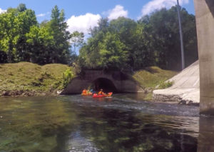 Under the RR Bridge