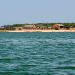 Fort Clinch from St. Marys Channel