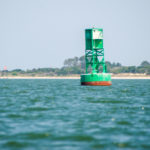 Green Buoy on St. Mary's Channel