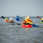 In sync on Cumberland Paddle