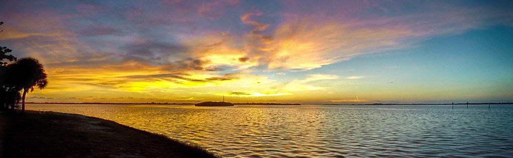 Fort De Soto Sunset