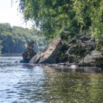 Large Boulders - Suwannee River