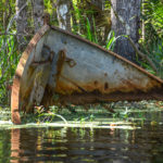 Boat Hull - Haw Creek