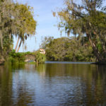 Canal 2 into St. Johns River