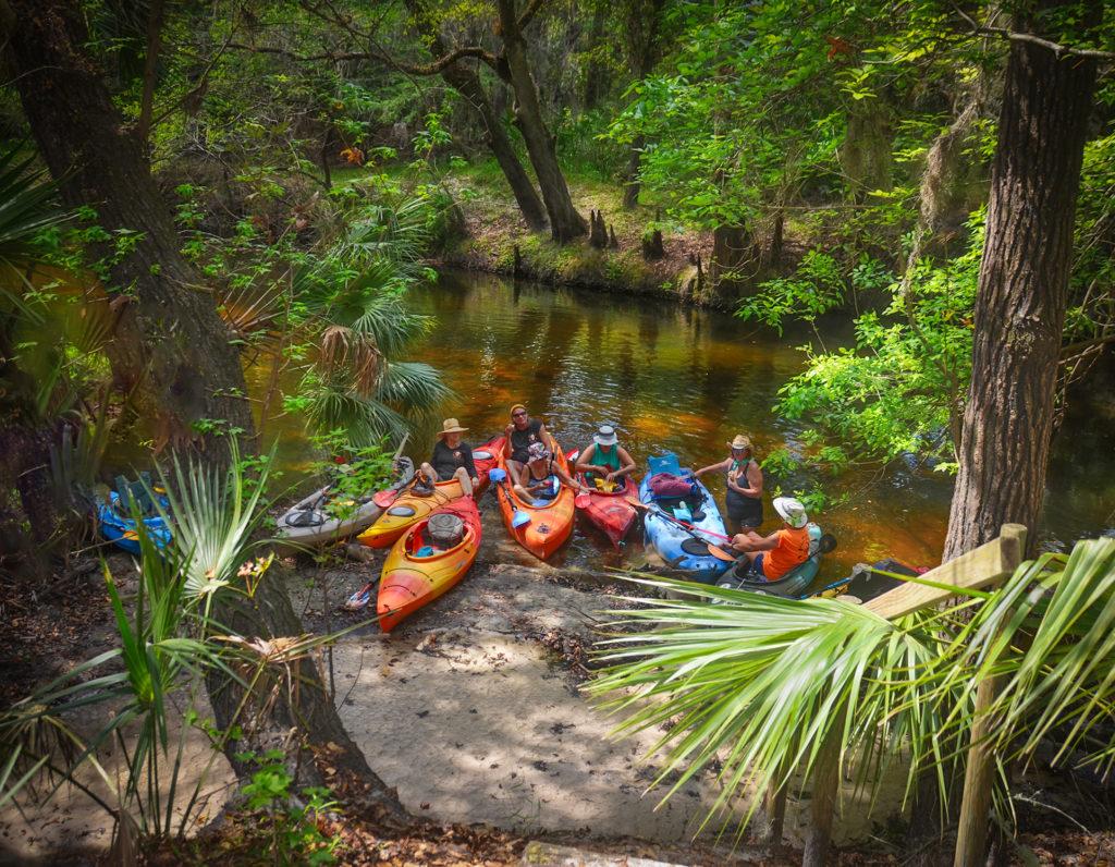 Rest Stop - Alafia River