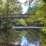 The Bridge over the Santa Fe River - Oleno St. Park