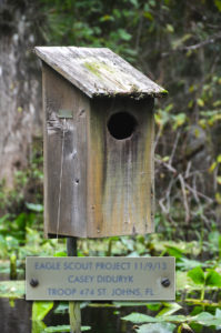 Casey Diduryk - Wood Duck House Project