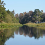 Canal to the Suwannee River