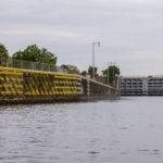 The Inglis Lock - Florida Barge Canal