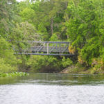 Pedestrian Bridge to Viewing Platform