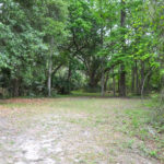 Prairie Campground along the Ocklawaha River
