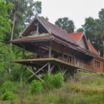 Unique home at Moss Bluff