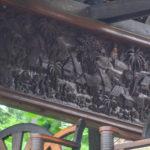 Wood Carving along the Ocklawaha River
